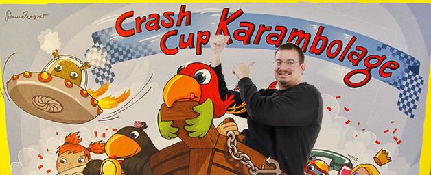 Crash Cup Karambolage